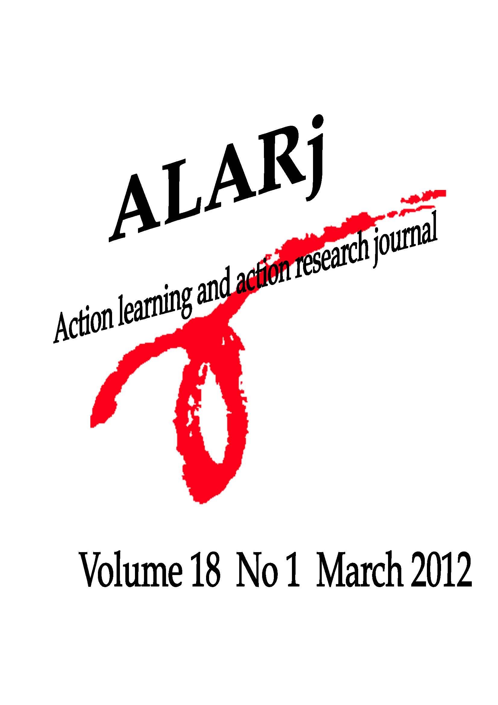 View Vol. 18 No. 1 (2012): ALAR Journal Vol 18 No 1